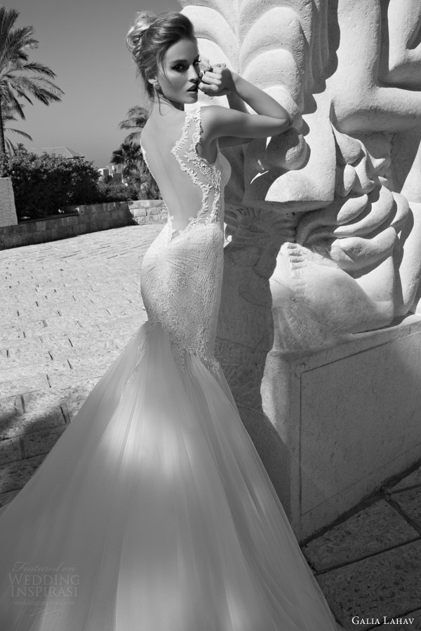 galia-lahav-bridal-spring-2015-odette-fit-and-flare-wedding-dress-illusion-back-view