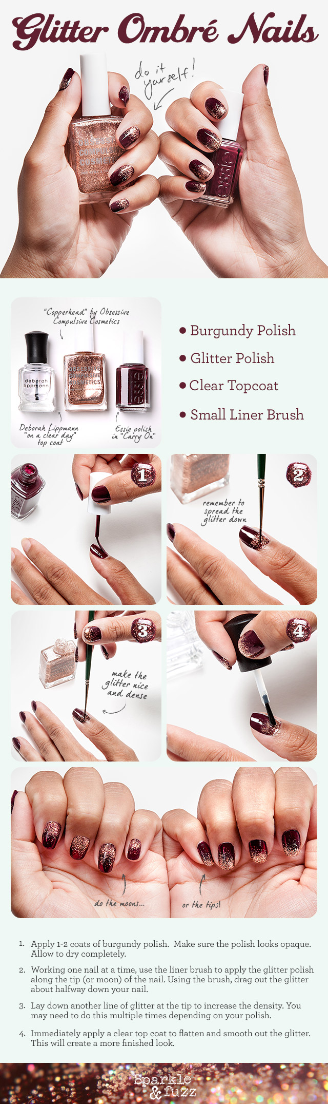 Welcome to how to questions ke beautiful nails 16 step by step nail tutorials solutioingenieria Images
