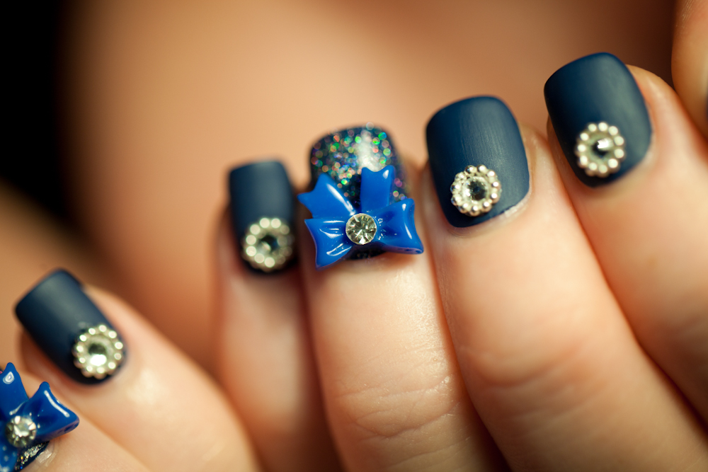 19 Fabulous And Attention Grabbing Nail Art Designs
