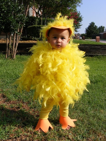 homemade-baby-chick-costume-1