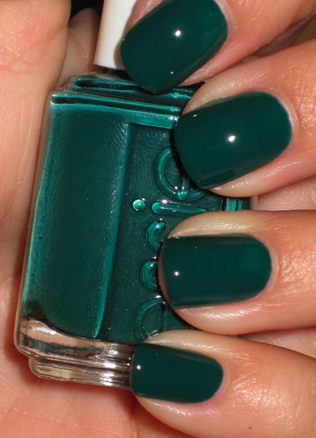 14 Royal Emerald Green Nail Designs