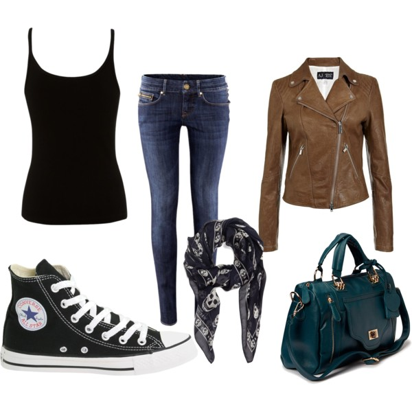 fabulous leather jacket outfits polyvore men