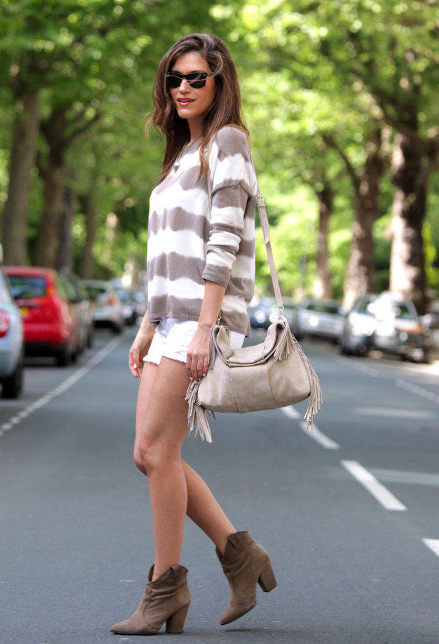 15 Outfits With Booties For Early Fall