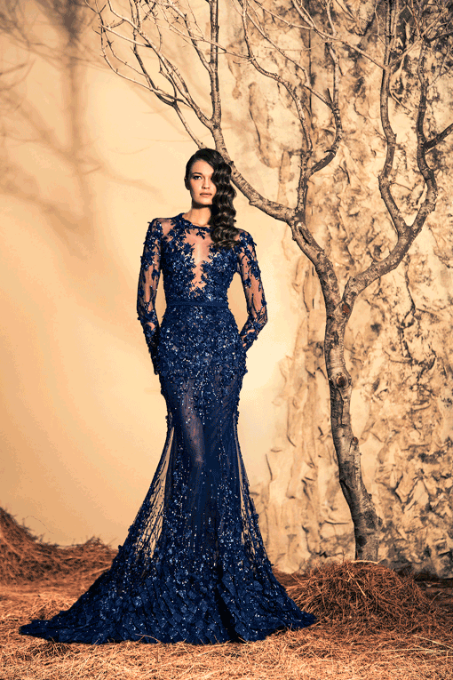 24 Fascinating Evening Gowns by Ziad Nakad