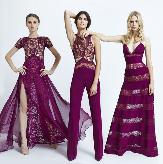 """GIPSY QUEEN"" BY ZUHAIR MURAD FOR SPRING 2015"