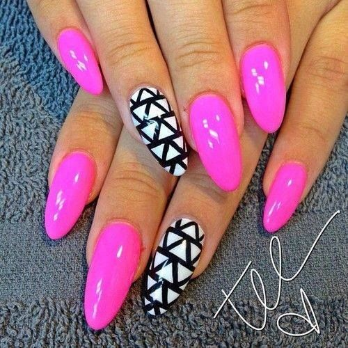 Almond-Nails-Designs-photo