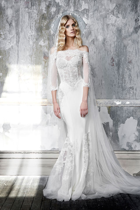 The Breathtaking Bridal Couture By Pallas 2015 – LA PROMESSA