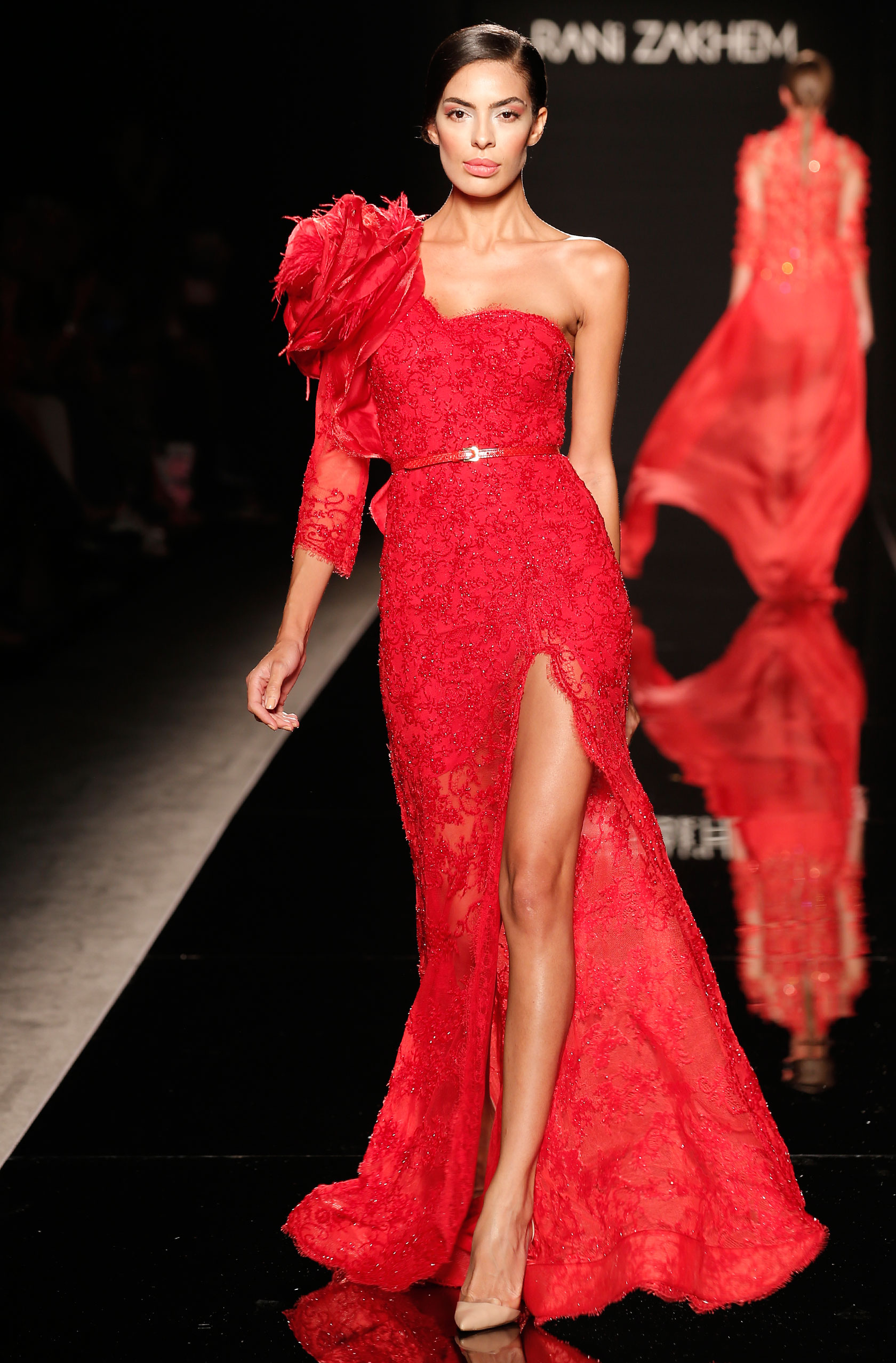 RANI ZAKHEM HAUTE COUTURE FALL/WINTER 2014-2015