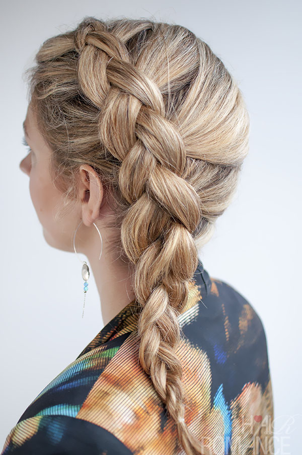 Hair-Romance-Dutch-side-braid-hairstyle