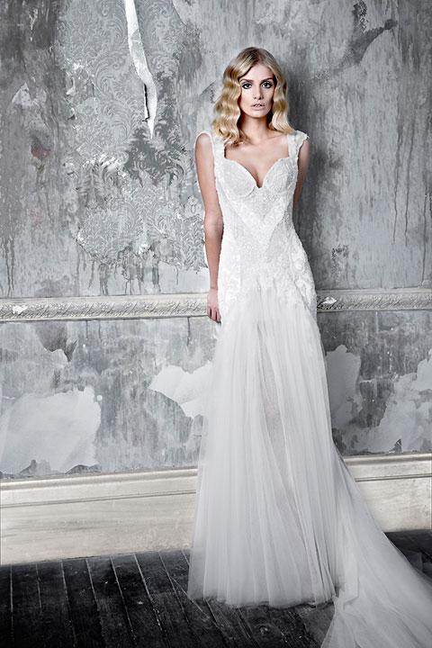 The Breathtaking Bridal Couture By Pallas 2015   LA PROMESSA