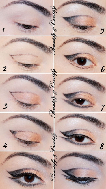 Incredible-Cat-Eye-Makeup-Tutorials-12