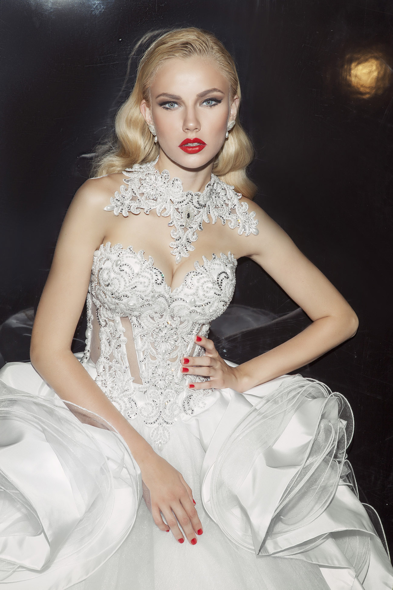 Oved Cohen's Timeless Bridal Gown Collection