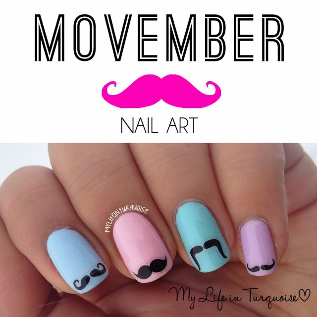 Movember-Nail-Art-Collage1