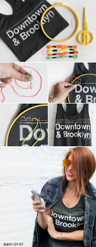 15 Interesting DIY Fashion Ideas That Will Keep You Busy This Fall