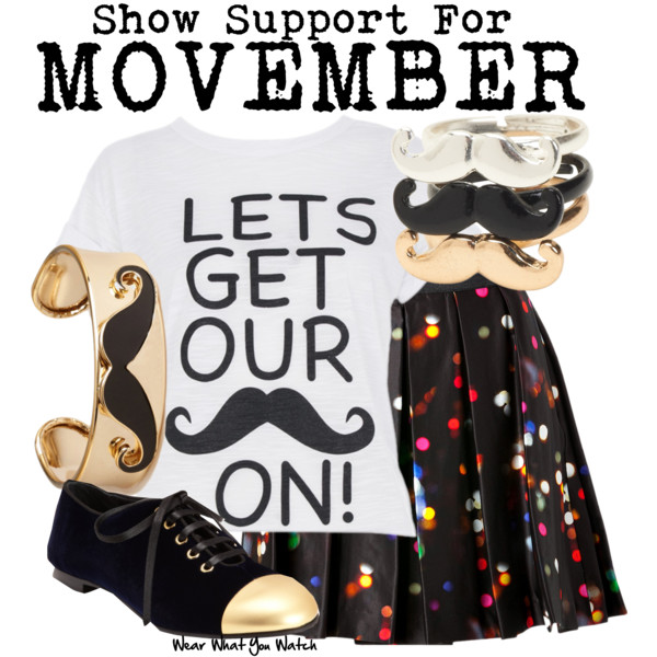 18 Movember Fashion Trends