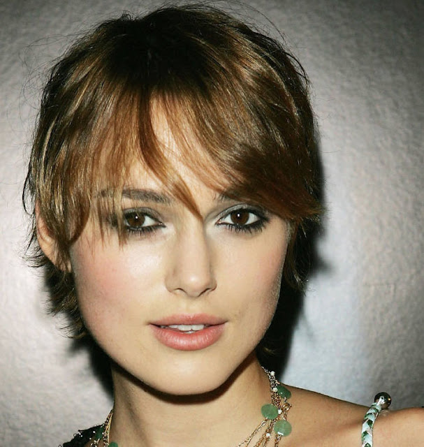 Short Hairstyle For Fabulous Look