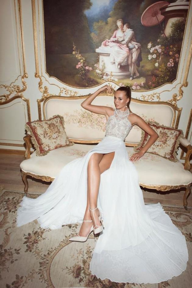 Dror Geva's Magical Bridal Dresses For 2015