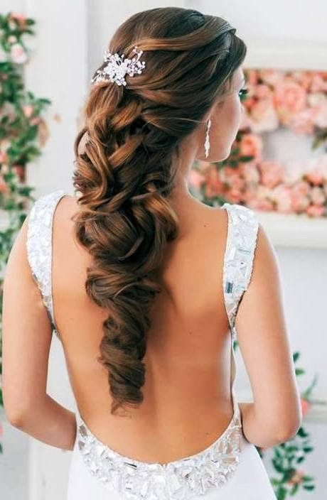 2014 Long Wedding Hairstyles 1
