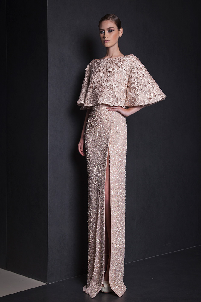 OUTSTANDING EVENING DRESSES BY TONY WARD