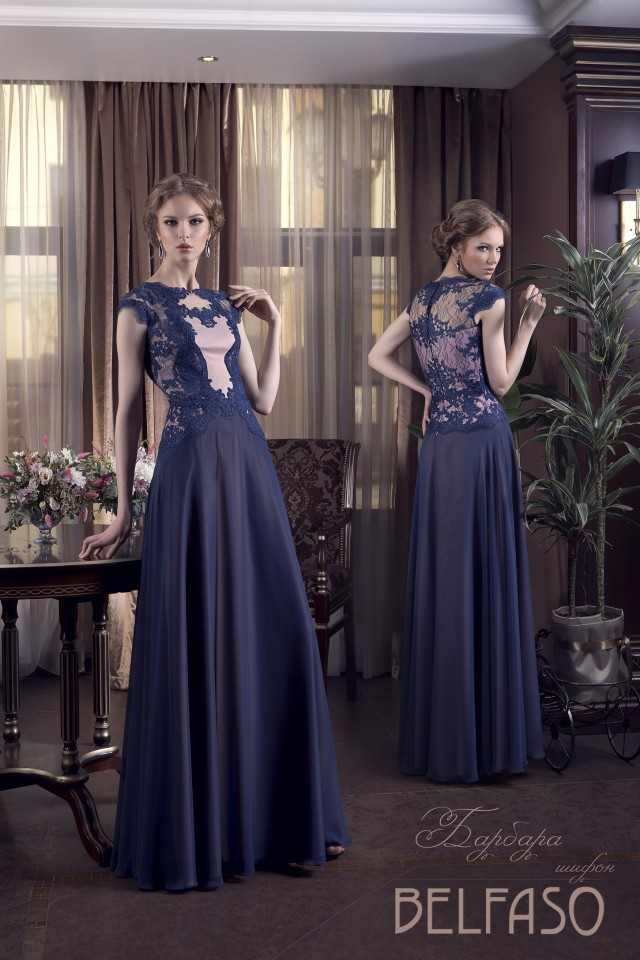 GLAMOROUS EVENING COLLECTION 2015 BY BELFASO
