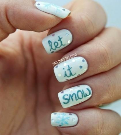 Diseños de uñas, imagenes de uñas decoradas (45)