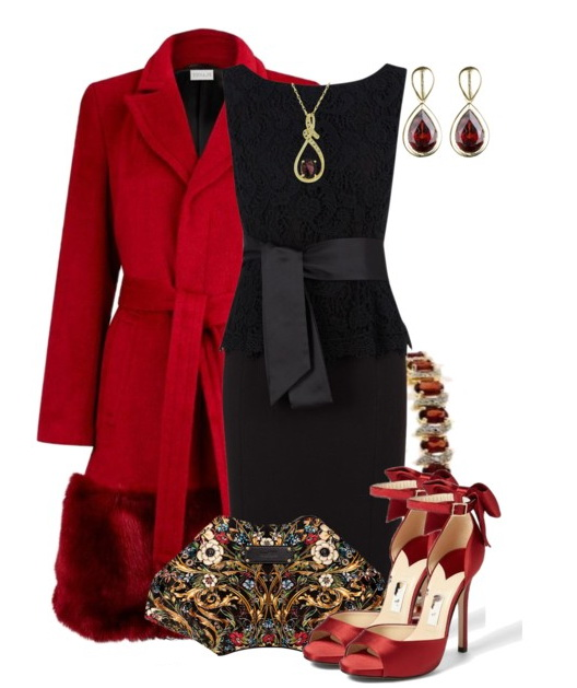 Holiday christmas party ideas for women 3