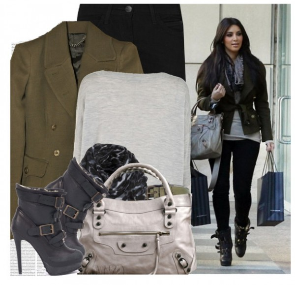 How-To-Dress-Like-Kim-Kardashian-Celebrity-Style-10-600x579