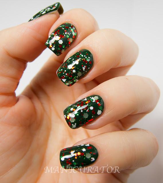 I love nail polish winter023