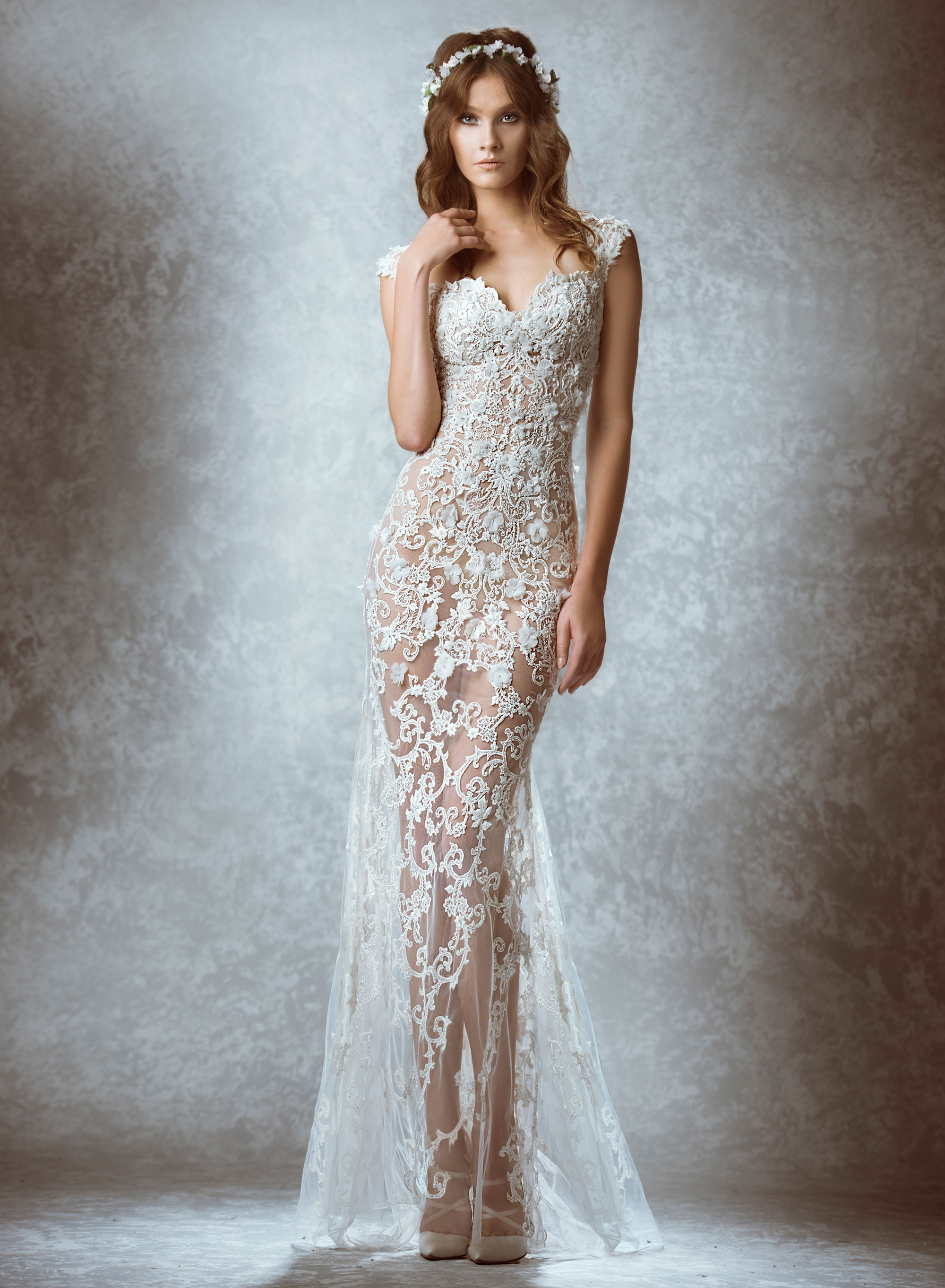 THE MARVELOUS WEDDING COLLECTION BY ZUHAIR MURAD FOR FALL 2015