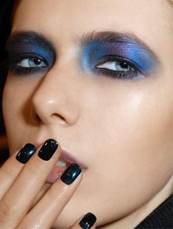 Midnight-Blue-Nail-Polish