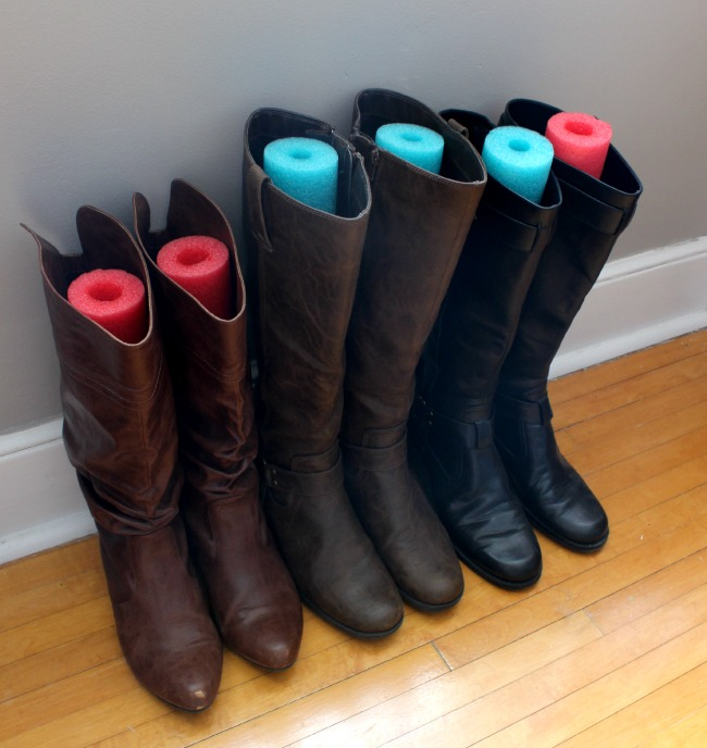 6 Ways to Make Your Boots Stand Up Straight
