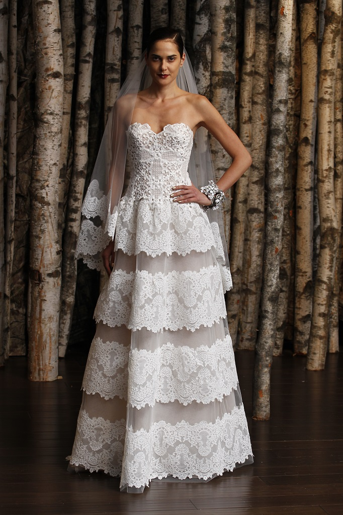 AMAZING BRIDAL COLLECTION BY NAEEM KHAN FOR SPRING 2015