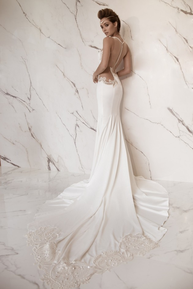 GORGEOUS WEDDING DRESSES BY LIOR CHARCHY FOR 2015