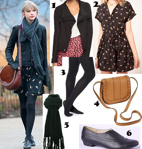 Taylor-Swifts-Look-for-Less-Winter-2012