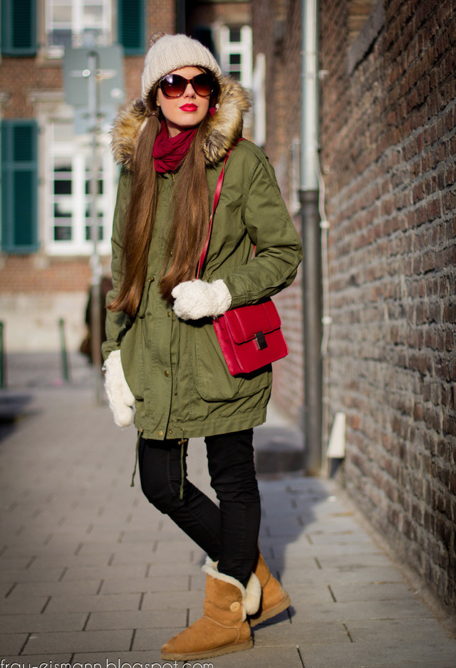 15 Stylish And Cool Winter Looks With Parka Jackets