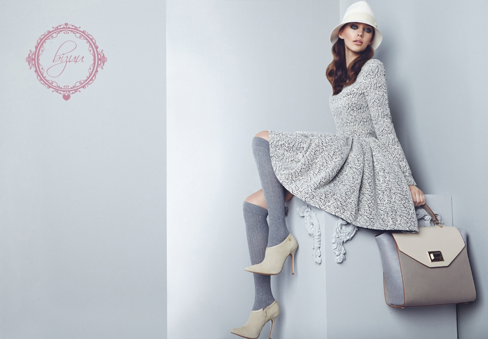 CLASSY AND ELEGANT AUTUMN-WINTER 2014/15 COLLECTION BY BIZUU