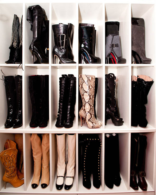 Charming ... Boot Closet Shelf