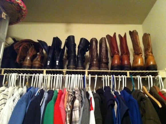 boot storage ideas - photo #20
