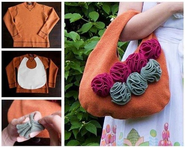 cute-handbag-from-a-sweater-DIY