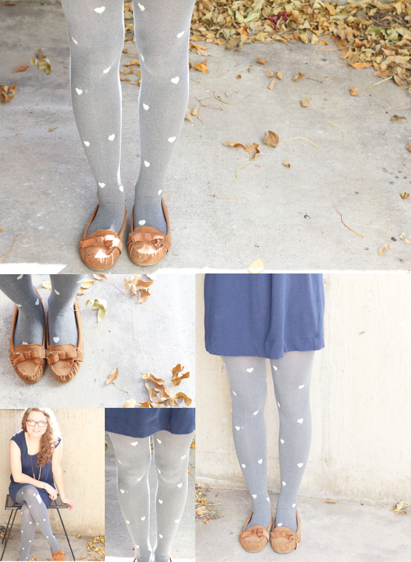 diy hearttights outakes