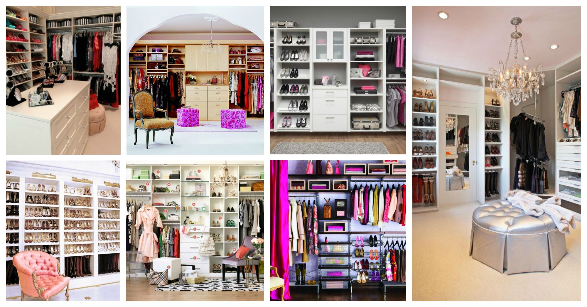 15 Dream Closets You Have Been Dreaming For