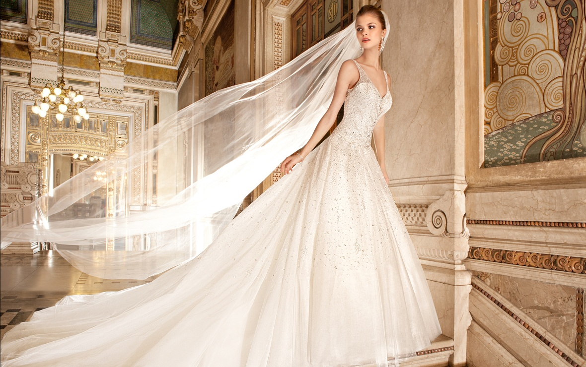 Timeless Wedding Gowns By Demetrios