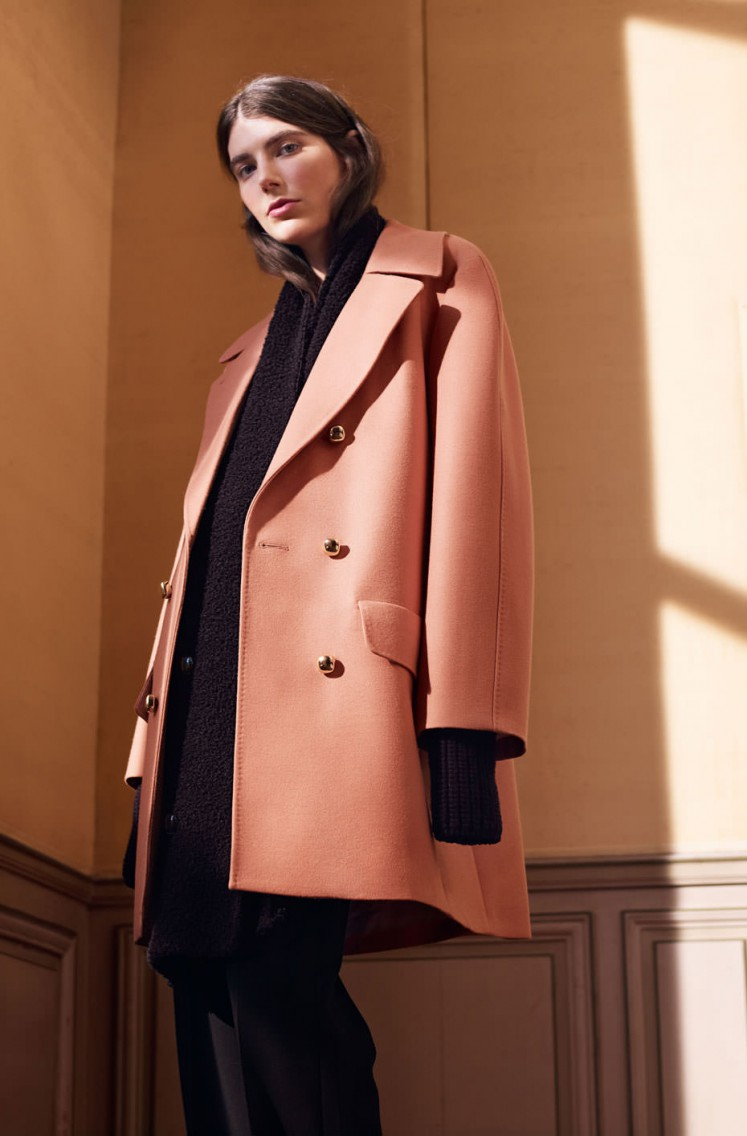 AUTUMN-WINTER PRE- COLLECTION 2014 BY SONIA RYKIEL