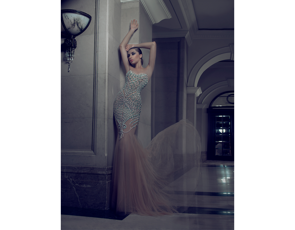 Midnight Lust – Evening Dress Collection by Charabel Karam