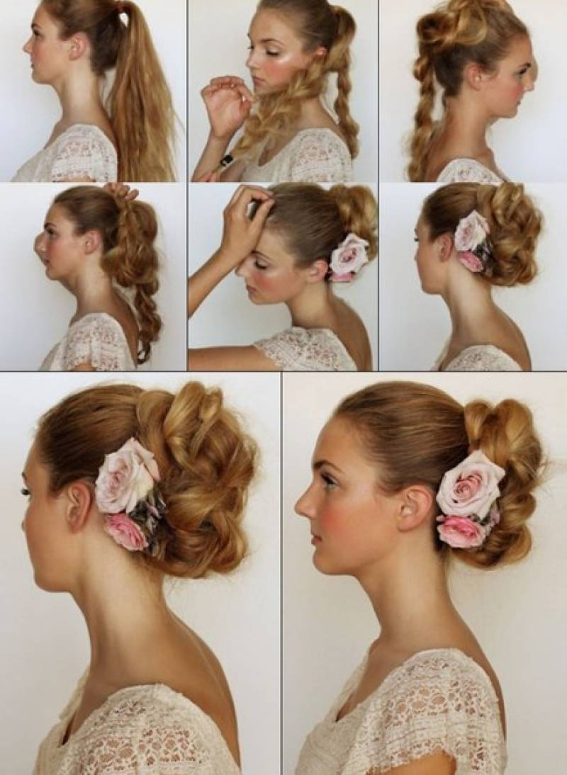 15 Quick And Easy 10-Minute Hairstyles