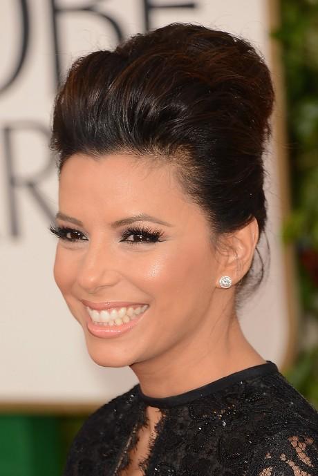 Eva-Longoria-Golden-Globe-Awards-2013-Hairstyle