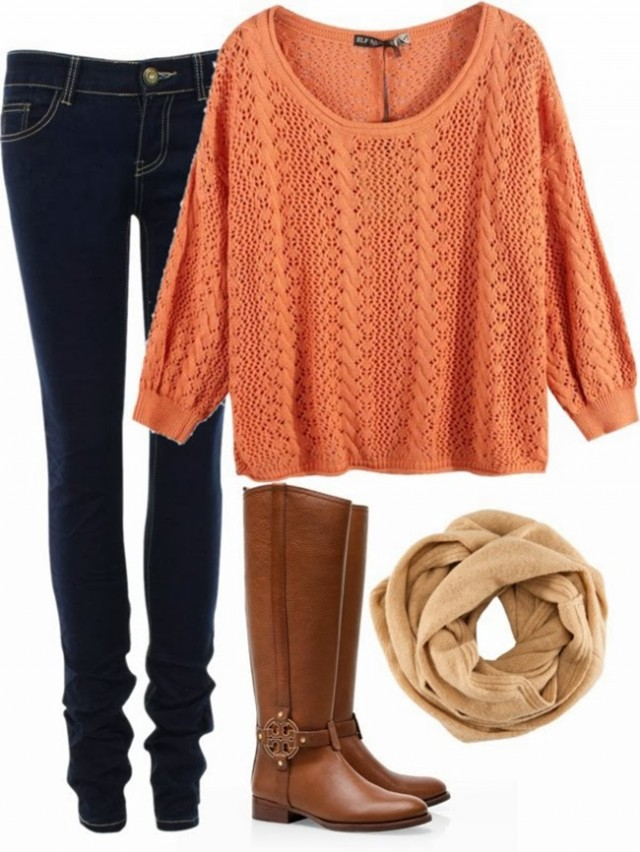 15 Must Try Polyvore Outfits For The Cold Winter