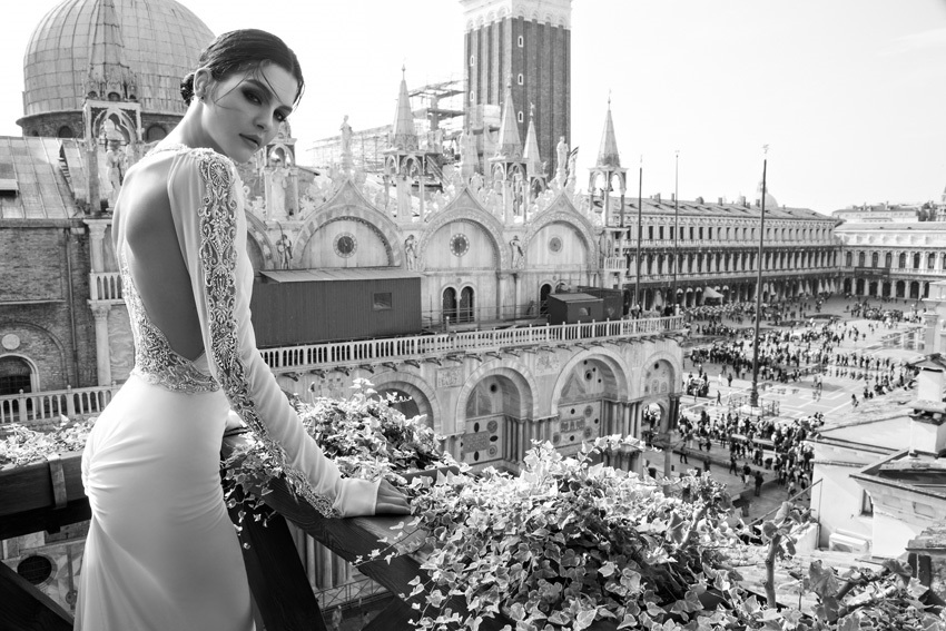 VENICE – Bridal Collection By Inbal Dror For 2015