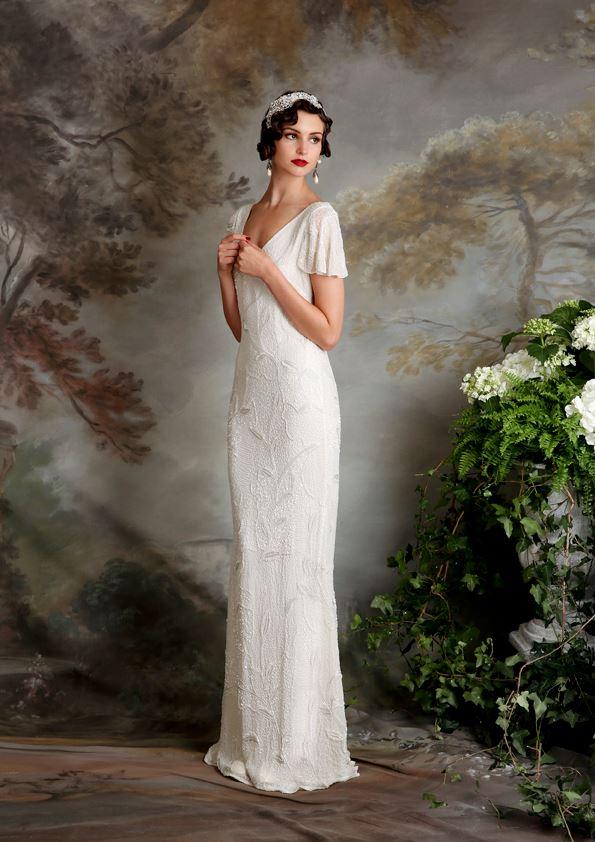 Vestidos de novia inspirados en los años 20 3