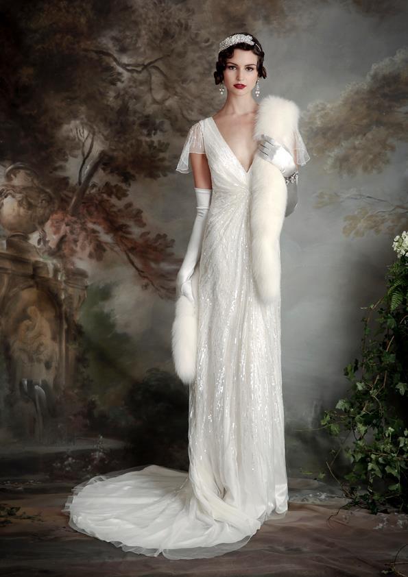Vestidos de novia inspirados en los años 20 10